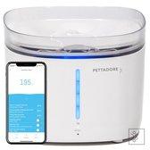 Pettadore Hydrate Ultra - Drinkfontein Kat/Hond - Smart & UV Sterilisatie - 2L