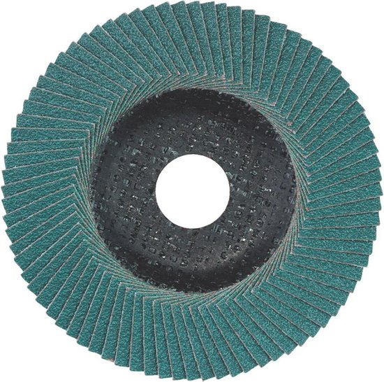 Metabo - Lamelový brúsny kotúč 115 mm P 80, N-ZK
