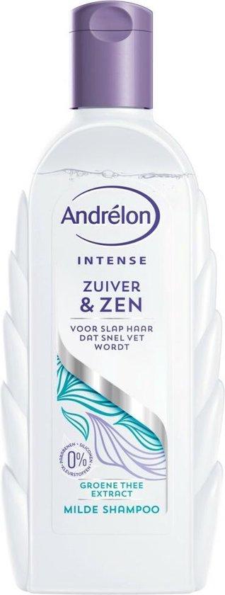 Andrélon Shampoo Natuurlijk & Puur - Zuiver & Zen - 300 ml