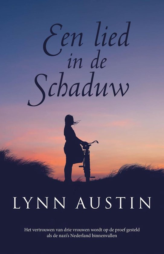 Boek cover Een lied in de schaduw van Lynn Austin (Onbekend)
