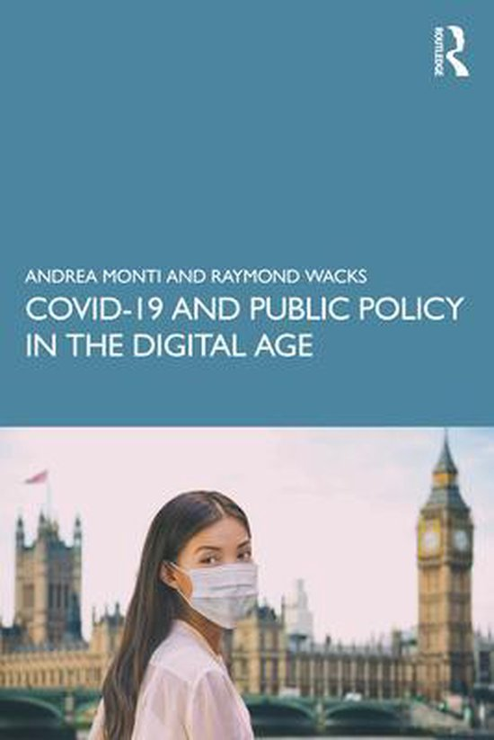 Boek cover COVID-19 and Public Policy in the Digital Age van Andrea Monti (Paperback)