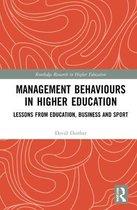 Management Behaviours in Higher Education
