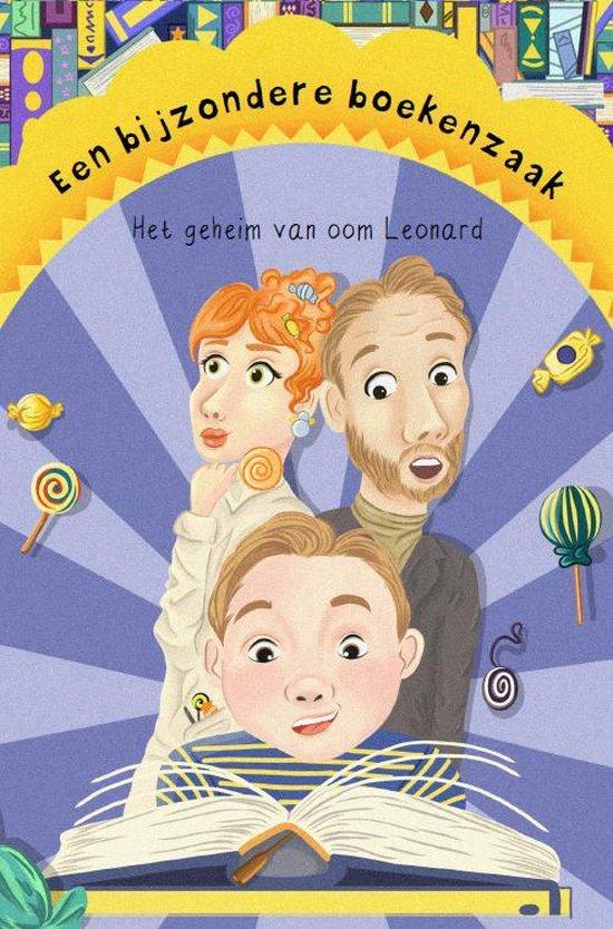 Een bijzondere boekenzaak - Het geheim van oom Leonard