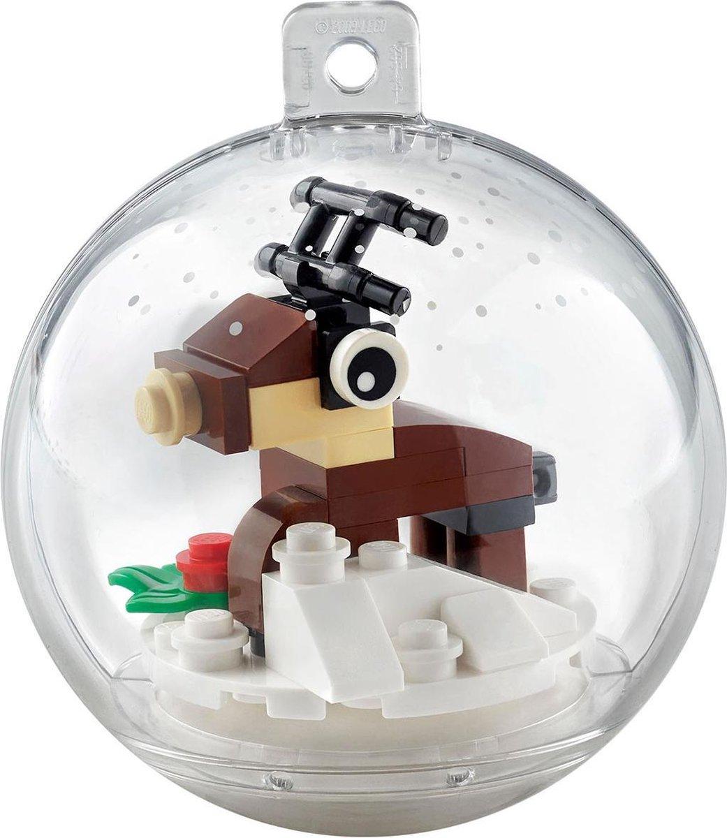 LEGO® Kerstversiering met rendier - 854038