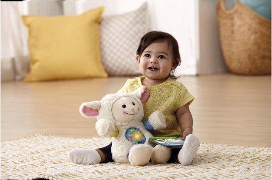VTech Baby Verhaaltjestijd Schaapje - Interactieve Knuffel