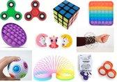 Fidget Toys pakket 15 stuks