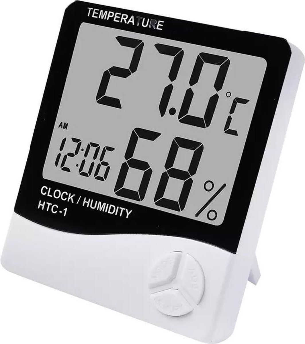 Thermo/Hygrometer  Wit