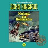Omslag John Sinclair, Tonstudio Braun, Folge 83: Maringo, der Höllenreiter (Ungekürzt)