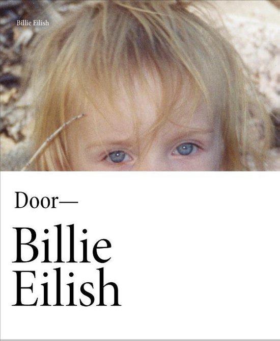 Boek cover Billie Eilish van Billie Eilish (Hardcover)