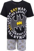 Batman - Shortama - Zwart - 4 jaar -  Maat 104