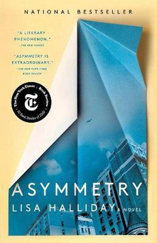 Omslag van Asymmetry