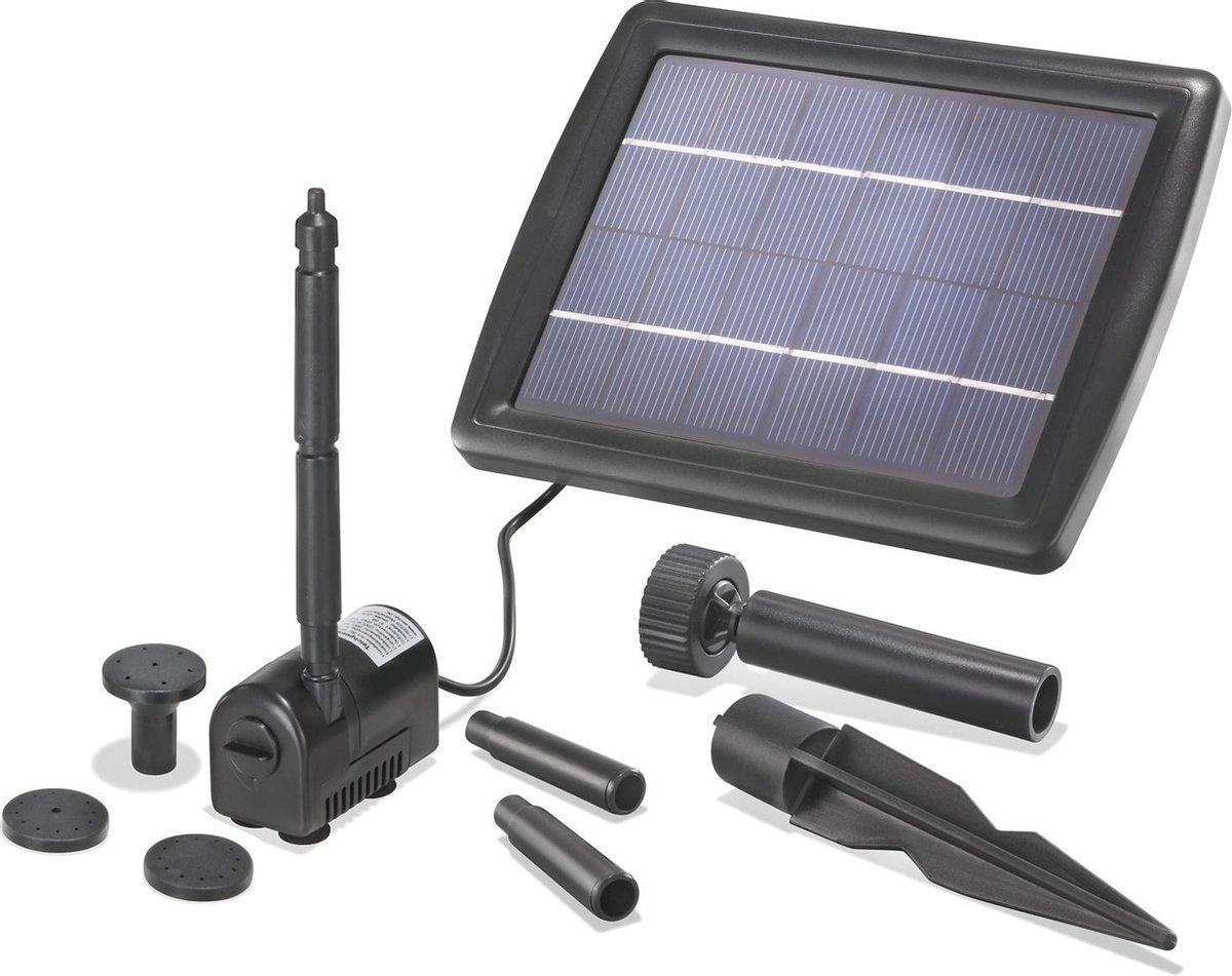 Esotec Solar vijverpomp 2W 175 l/h