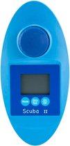 Lovibond Digitale tester Scuba II Blauw - Meet pH, chloor, alkaliniteit en cyaanzuur
