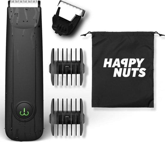 HappyNuts™ Trimmer - Bodygroomer Mannen - Waterdicht - Speciaal voor Schaamhaar - Oplaadbaar
