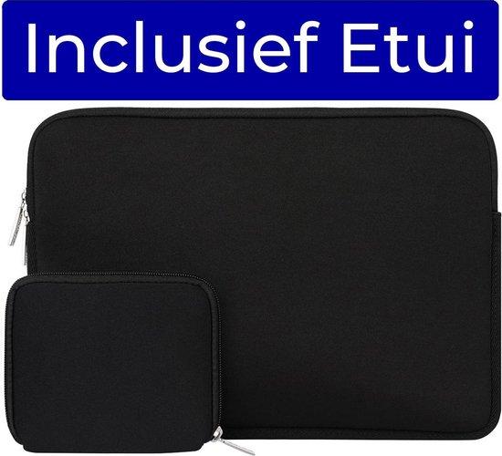 Laptop sleeve 15 6 inch + Etui  van ZEDAR®  Laptoptas   Laptophoes