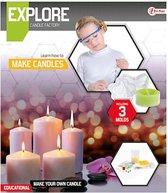 Experiment - Maak het zelf - Kaarsen