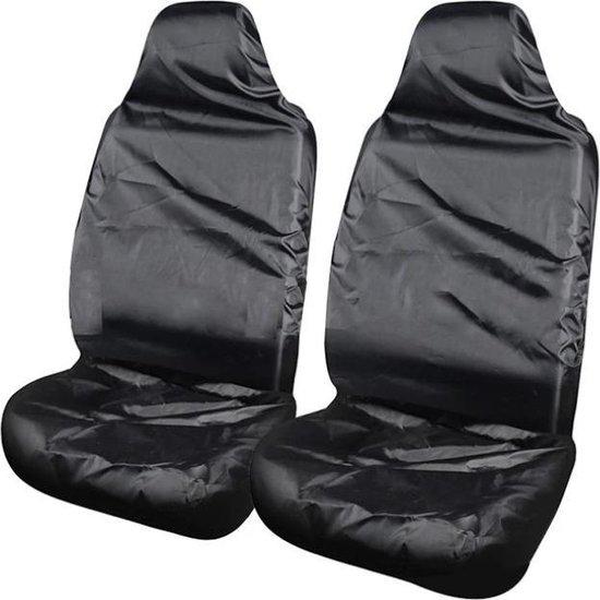 GEEN ZAND ! Autostoelhoes - Stoelhoezen Auto Universeel - Stoelhoes Auto - Monteurshoes - Stoelhoesset - Auto accessories FYTZE