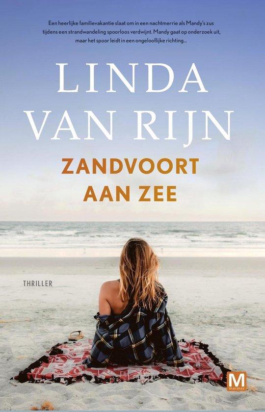 Boek cover Zandvoort aan Zee van Linda van Rijn (Onbekend)