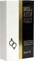 Alyssa Ashley Musk 15 ml - Eau de toilette - Unisex