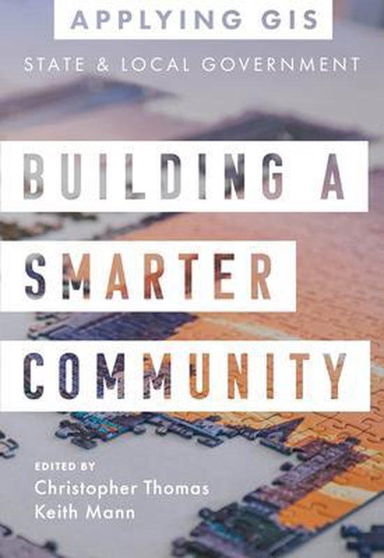 Boek cover Building a Smarter Community van  (Onbekend)