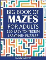 Big Book of Mazes for Adults