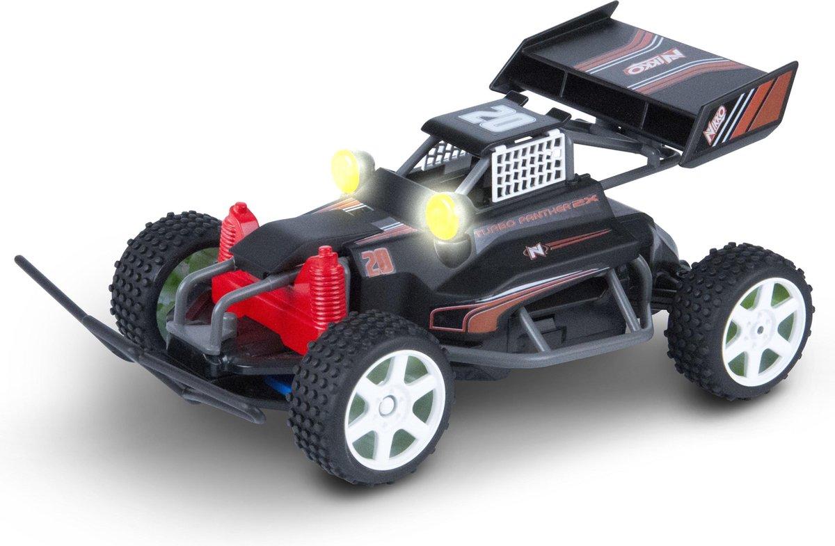 NIKKO Bestuurbare Auto - Race Buggies Turbo Panther - RC Auto