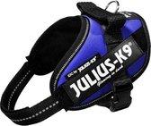 Julius K9 IDC Powertuig/Harnas - Mini/51-67cm - S - Blauw