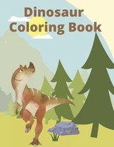 Dinosaur Coloring Book: For Kids Great For a Gift