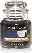 Yankee Candle Small Jar Geurkaars - MidSummer's Night