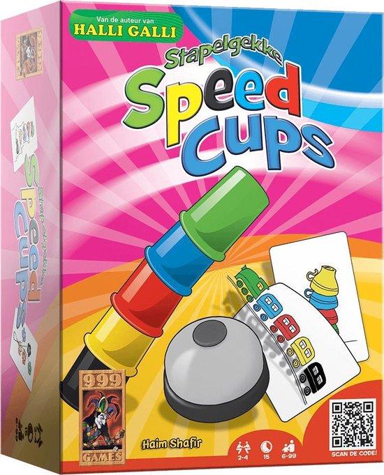 Speed Cups - Kaartspel - 999 Games