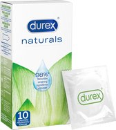 Durex Condooms Natural - 10 stuks