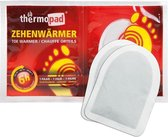 Voetwarmer- 2 Stuks - 12 uur lang warmte - Voetwarmer - Winter - Voetverwarmer - Teenwarmer - Teenwarmerss