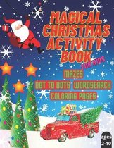 Magical Christmas Activity Book for Kids