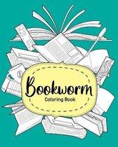 Bookworm Coloring Book