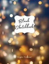 Blank Sketchbook 3