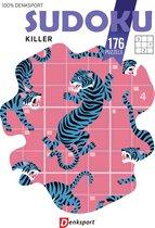 Denksport Sudoku Killer - puzzelboek