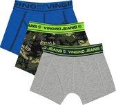 Vingino Boys 3 Pack Short Cameroene