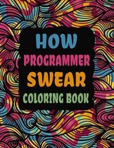 How Programmer Swear Coloring Book