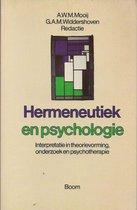 Hermeneutiek en psychologie
