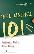 Boek cover Intelligence 101 van Jonathan Plucker