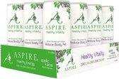 Aspire Drinks - Appel & Acai - 12 x 250ml