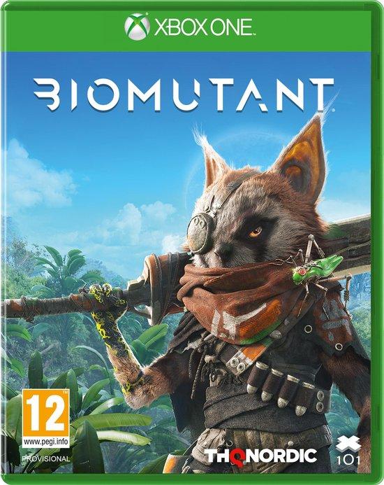 Biomutant – Xbox One
