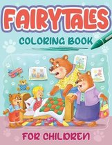 Fairytales Coloring Book For Children
