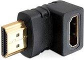Profile HDMI adapter kantelbaar M > V