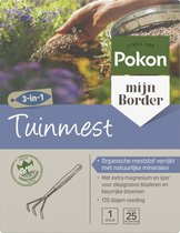 Pokon Tuinmest - 1kg (voor 25 planten)