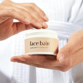 Sara Rosalie Face Balm 50 ml - 100% natuurlijke gezichtsbalm - gevoelige huid - duurzame cosmetica