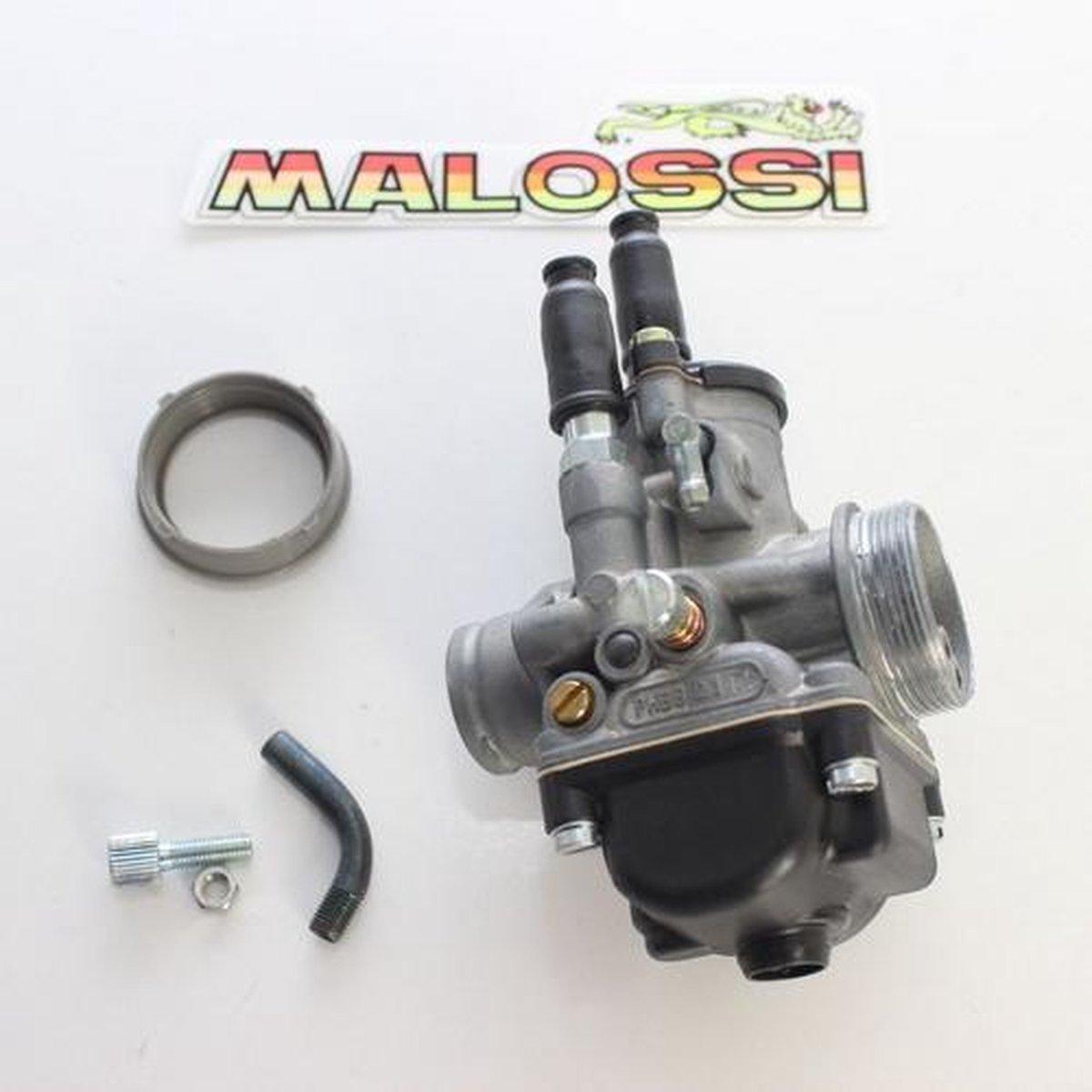 Carburateur Min. AM 6, RS50, TZR50, RS1, RS2, RX50 PHBG 21 DS Malossi  Aprilia RS50 Rieju RS1/RS2 Ma