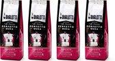 Bialetti Moka Delicato gemalen koffie - 4x 250 gram