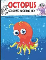 Octopus Coloring Book For Kids