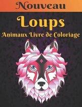 Animaux Livre Coloriage Loups